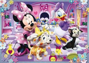 Zobrazit detail - Clementoni Puzzle maxi Minnie 24 dílků