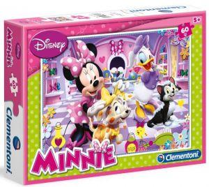 Zobrazit detail - Dětské puzzle Clementoni  60 dílků  - Minnie    08407