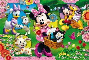 Zobrazit detail - CLEMENTONI Dětské MAXI puzzle Minnie 104 dílků 23636