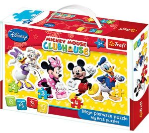 Zobrazit detail - Puzzle Trefl  Baby   Mickey Mouse  36060