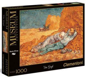 Zobrazit detail - Puzzle Clementoni 1000 dílků - Van Gogh - Siesta - 39290