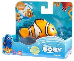 Zobrazit detail - Hračka do vany - plovoucí  Nemo   -  Hledá se Dory - Bandai