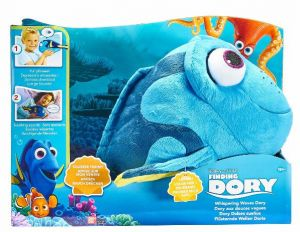 Zobrazit detail - Plyšová hračka - plyšák Dory 30 cm mluvící   -  Hledá se Dory - Bandai