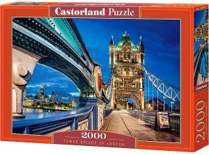 Zobrazit detail - Puzzle Castorland 2000 dílků  Tower  Bridge   200597