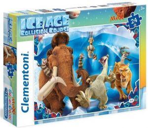 Zobrazit detail - Puzzle Clementoni   24 dílků Maxi - Doba ledová  24055