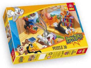 Zobrazit detail - 30 dlk - trna - Warner Bros  -  puzzle   Trefl