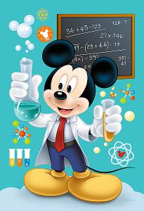 Zobrazit detail - Puzzle mini 54 d - Trefl - Mickey Mouse 19553