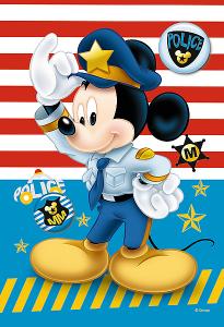 Zobrazit detail - Puzzle mini 54 d - Trefl - Mickey Mouse 19555