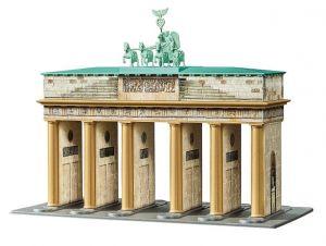 Zobrazit detail - Ravensburger 3D puzzle Braniborská brána Berlín 324 dílků