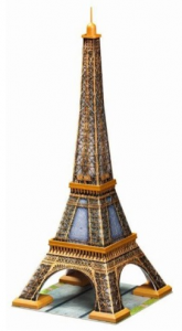Zobrazit detail - Ravensburger 3D puzzle Eiffelova věž 216 dílků