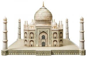 Zobrazit detail - Ravensburger 3D puzzle Taj Mahal  216 dílků