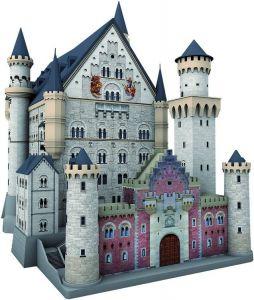 Zobrazit detail - Ravensburger 3D puzzle Zámek Neuschwanstein 216 dílků