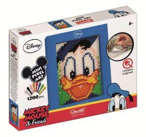 Quercetti  mozaika - Pixel Art -  Donald