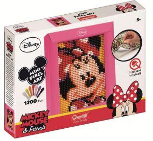 Quercetti  mozaika - Pixel Art -  Minnie Mouse