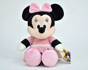 plyšová  Minnie  Mouse   36 cm velký plyšák  - Disney plyš FLOPSI