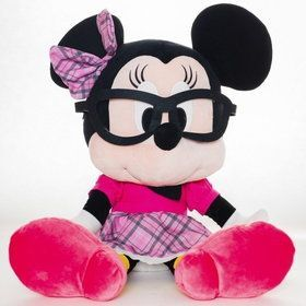 Plyšová Minnie  Mouse   Geek Chic - 43 cm