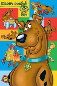 Zobrazit detail - 24 MAXI dlk  - Scooby Doo  - puzzle Trefl