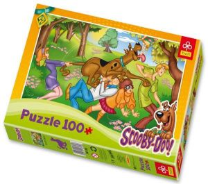 Zobrazit detail - 100 dlk - Scooby Doo -  puzzle   Trefl