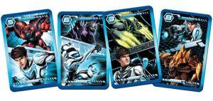 Max Steel kartičky - karty Černý Petr - TREFL