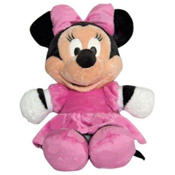 plyšová myška Minnie Mouse - 20 cm velký plyšák - Disney plyš FLOPSI