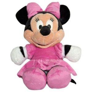 plyšová myška Minnie Mouse  25 cm - Disney plyš FLOPSI