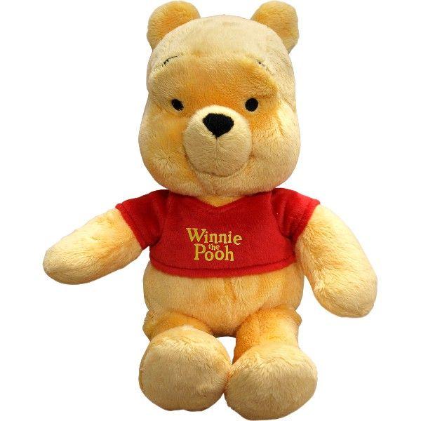 plyšový Medvídek Pů 25 cm velký plyšák - Disney plyš
