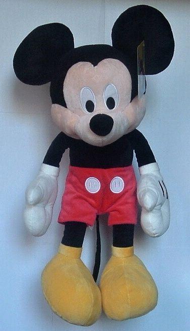 Plyšový Mickey Mouse 43 cm velký DISNEY plyš - plyšák - plyšová hračka