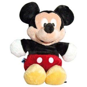 plyšový myšák   Mickey Mouse 20 cm - Disney plyš FLOPSI