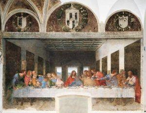 Puzzle Clementoni 1000 dílků - Leonardo da Vinci - Poslední večeře