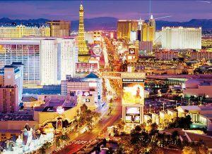 Puzzle Clementoni 6000 dílků - Las Vegas  Clementoni 36510