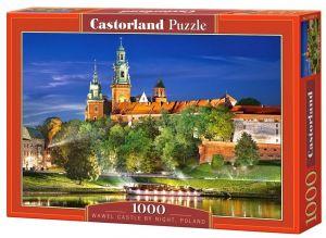 Puzzle Castorland 1000 dílků - Hrad Wawel - Polsko