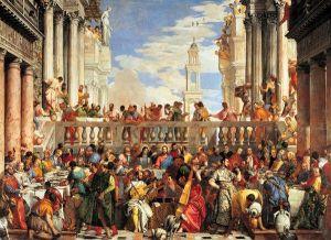 Puzzle Clementoni 1000 dílků - Svatba v Káně
