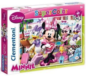 Puzzle Clementoni 60 dílků  -  Minnie