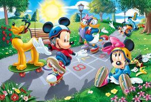 100 dílků Trefl - Mickey Trefl 16249