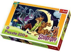 100 dílků Trefl - Scooby Doo - veselý duch