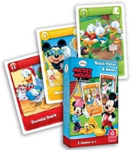 Mickey Mouse - karty Černý Petr - Cartamundi