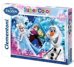 Puzzle Clementoni 250 dílků  - Frozen - Ledové království