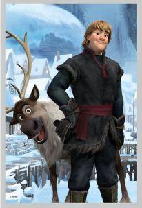 Puzzle mini 54 d - Trefl - Frozen - Ledové království 19503