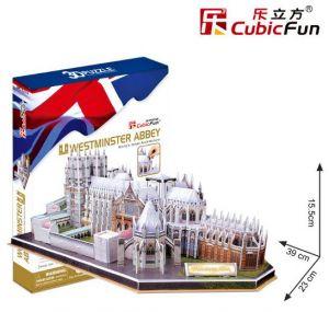 3D Puzzle CubicFun - Westminsterský palác  145 d.