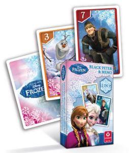 Frozen - Ledové království  - karty Černý Petr - Cartamundi
