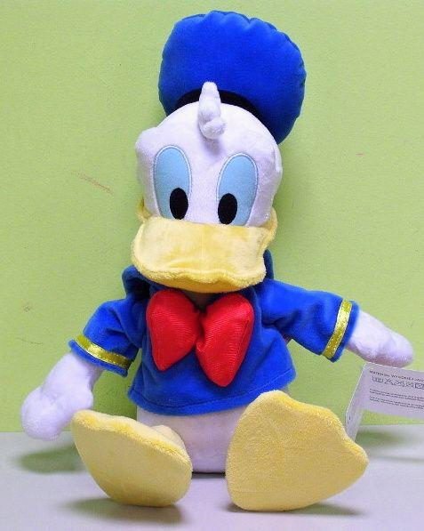 Plyšový kačer Donald 43 cm DISNEY plyš - plyšák - plyšová hračka
