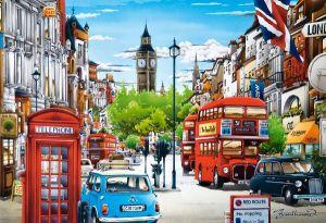 Puzzle Castorland 1500 dílků - Londýn - art. 151271