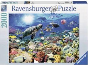 puzzle Ravensburger 2000 dílků  - Korálový útes 166282
