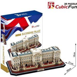 3 D Puzzle CubicFun - Buckinghamský palác - velká sestava