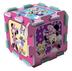 Pěnové puzzle - koberec - Minnie Mouse