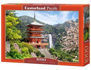 Puzzle Castorland 1000 dílků - Budhistický chrám
