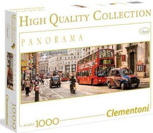 Puzzle Clementoni 1000 dílků  panorama - Londýn  39300