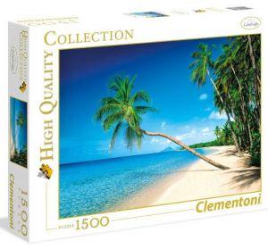 Puzzle Clementoni 1500 dílků  :  Karibik - 31669