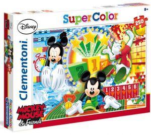 Puzzle Clementoni 250 dílků  - Mickey Mouse - Sport