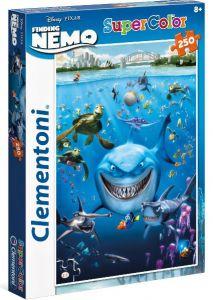Puzzle Clementoni 250 dílků  - Nemo